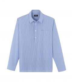 Leone リケットシャツ
