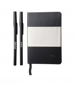 JJJJound ノートブック & ボールペン