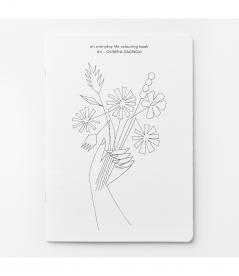 Everyday life colouring books #4 - Olimpia Zagnoli