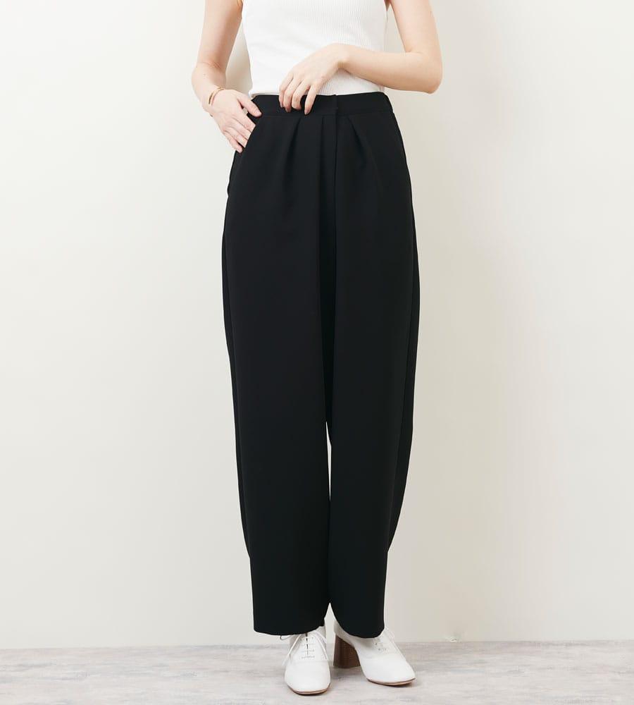 DOUBLE CLOTH TACK PANTS