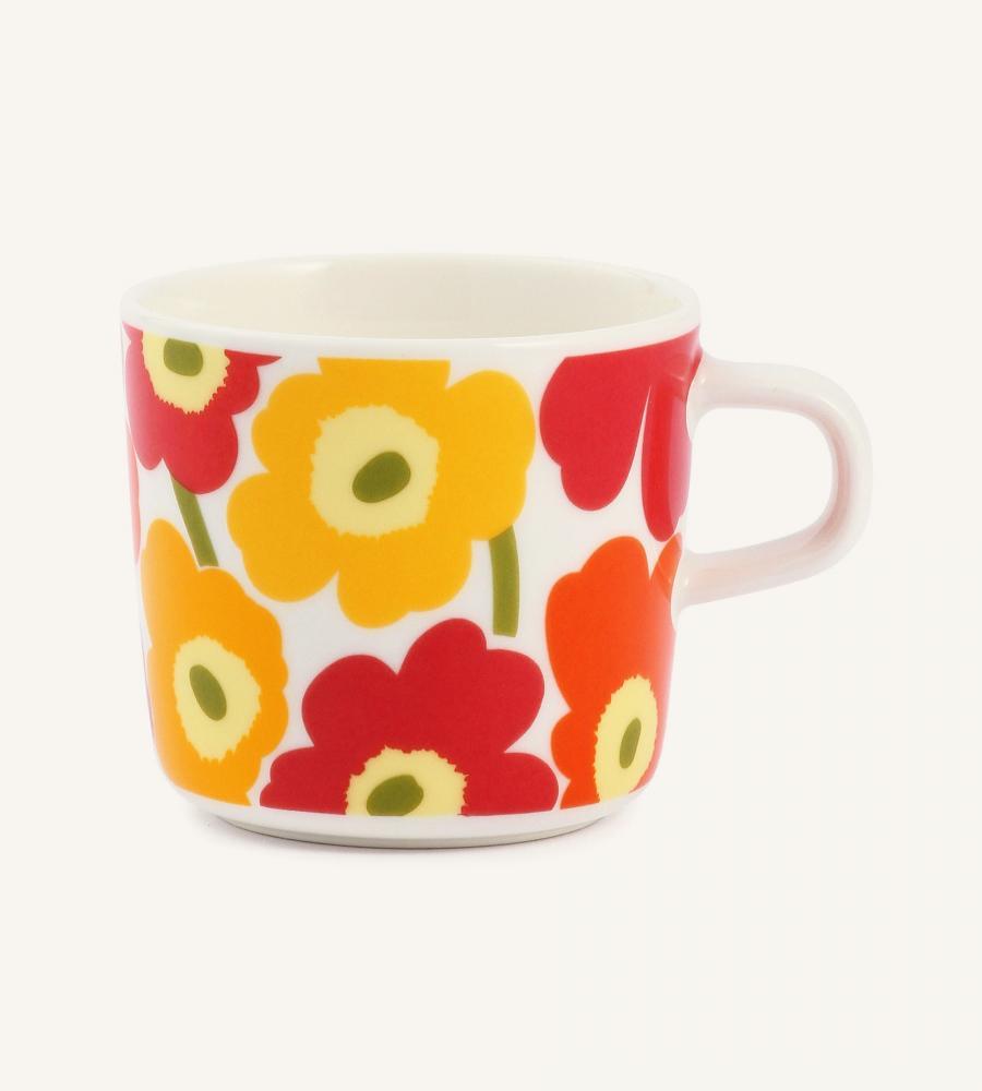 Mini Unikko コーヒーカップ 200ml