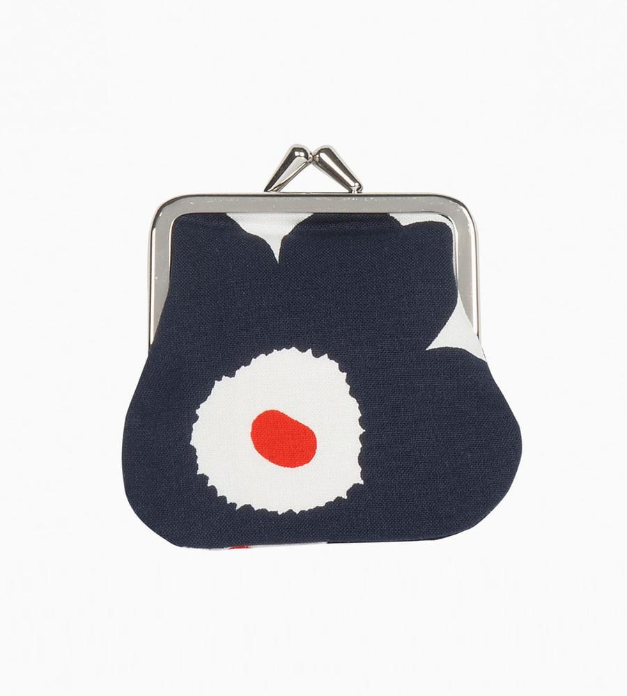 Mini Unikko Mini Kukkaro がま口ポーチ