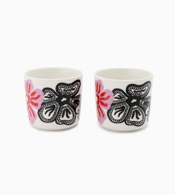 Kaukokaipuu コーヒーカップセット(ハンドルなし)