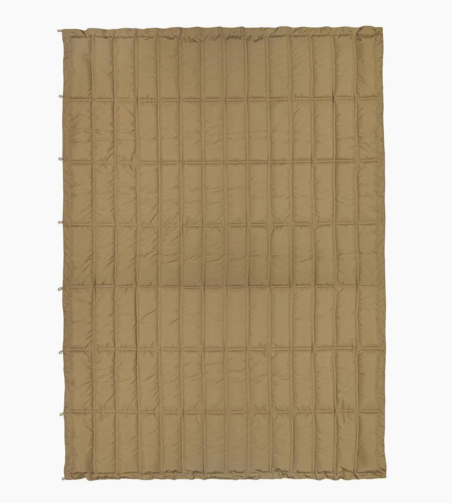 Tiiliskivi Padded Quilt ブランケット