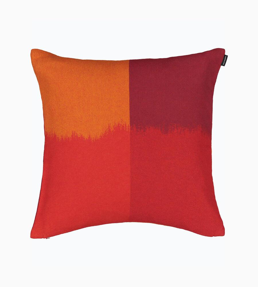 レッド×オレンジ×ブラウン