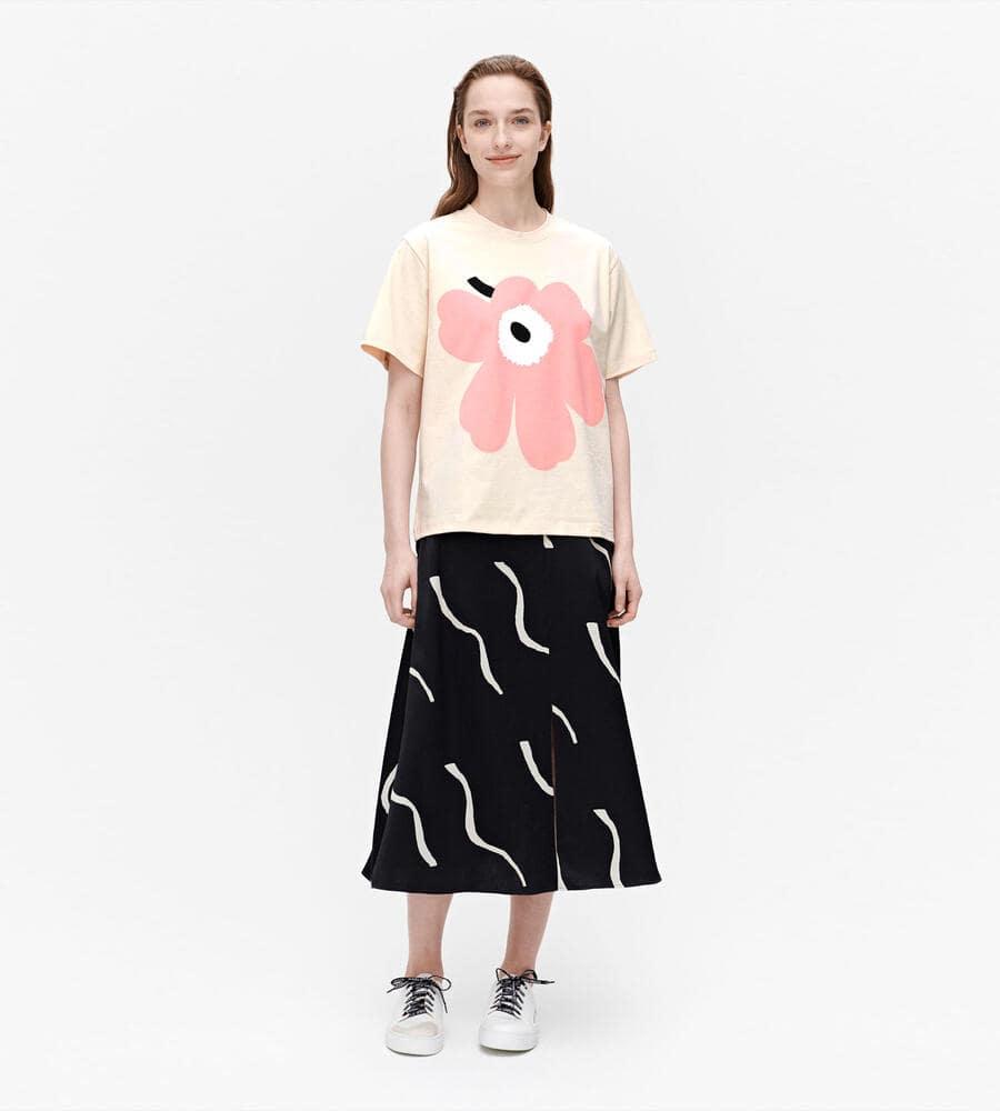 Vaikutus Unikko Tシャツ