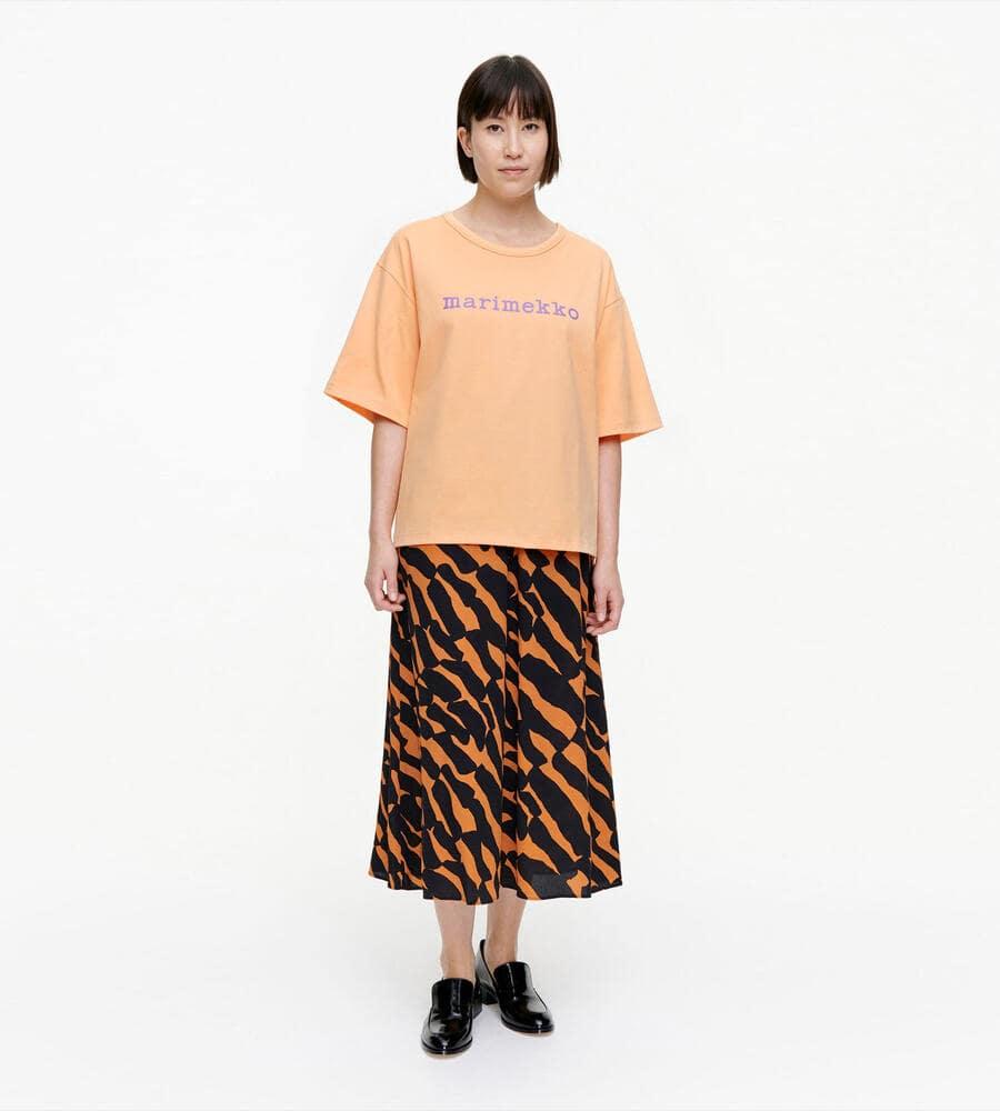 Ensilumi Logo Solid Tシャツ