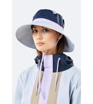 Color Block Boonie Hat
