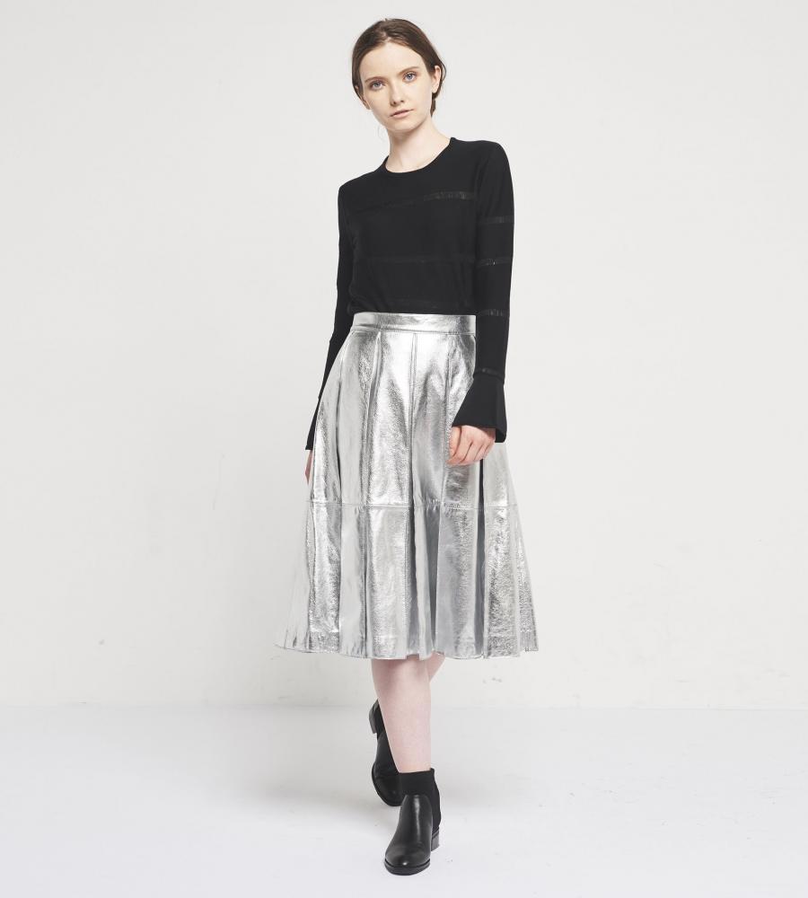 MOONLIGHT LEATHERスカート