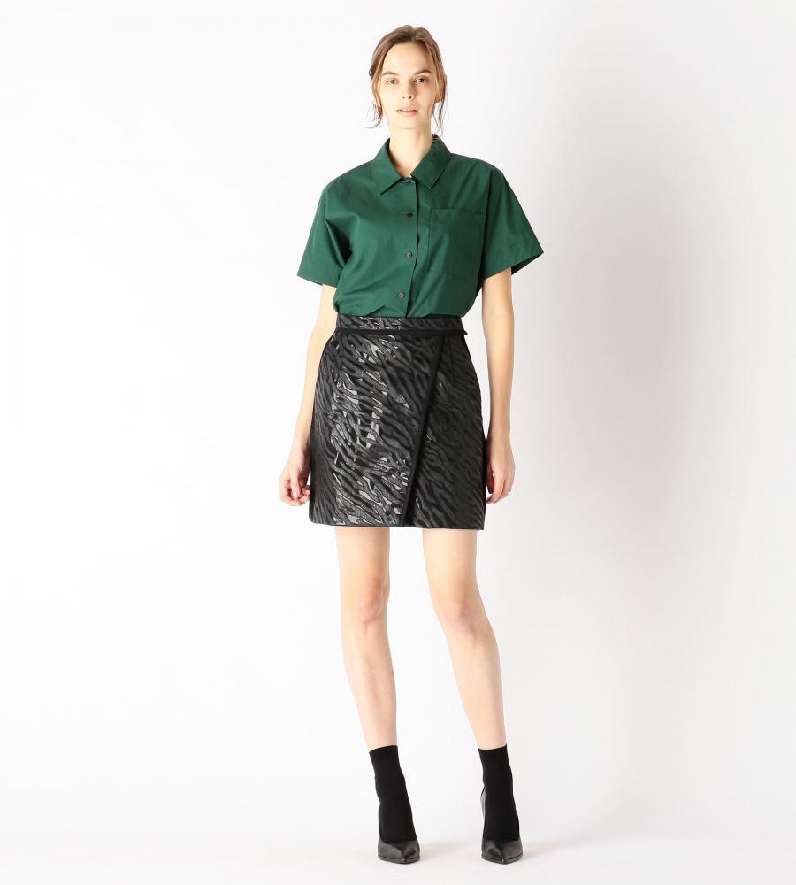 ZEBRE ORGANDIEスカート