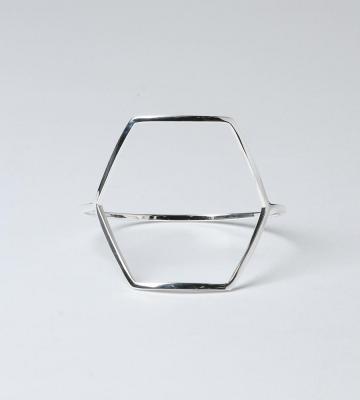 Aurore Bracelet Silver