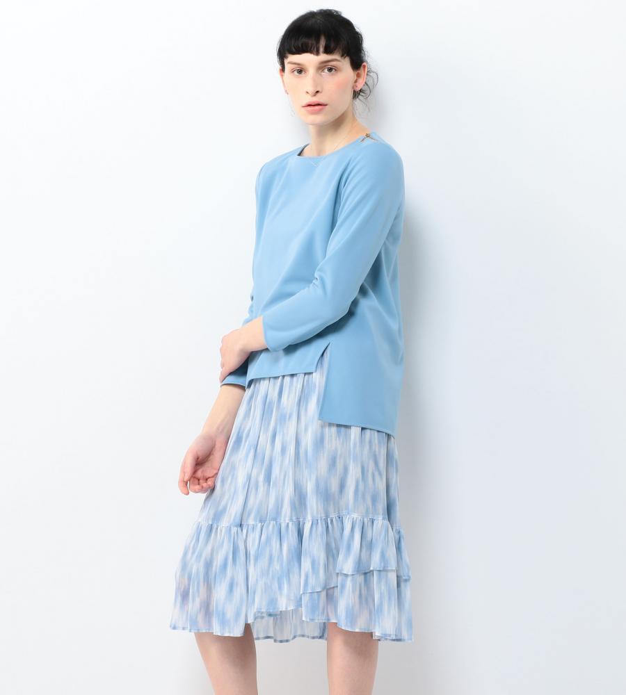 CAP FERRET PRINTスカート