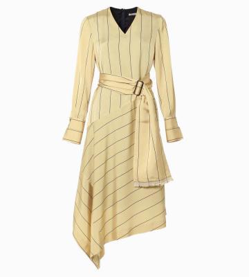 BONOTTO STRIPE ドレス