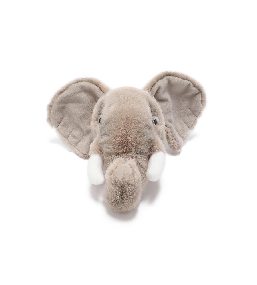 壁掛け <Animal Head S Elephant>