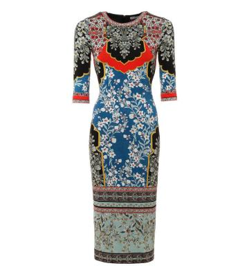 DELORA DRESS