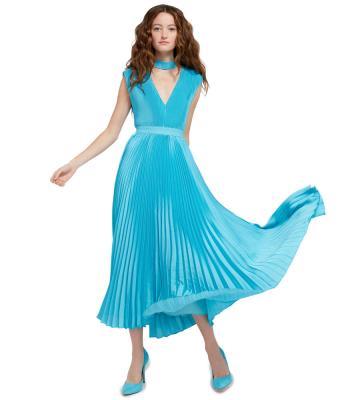 JOLEEN PLEATED DRESS