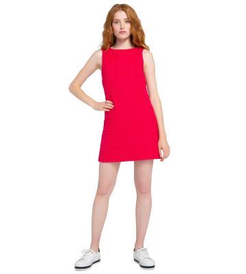 CLYDE ALINE SHIFT DRESS
