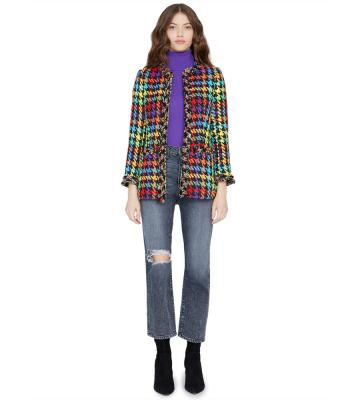 ANDREAS PLAID JACKET