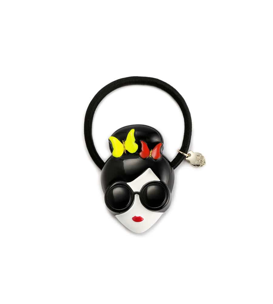 STACEFACE BUTTERFLY HAIRTIE