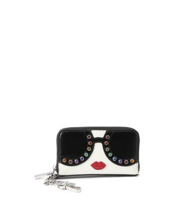AVRIL STACEFACE SMALL WALLET