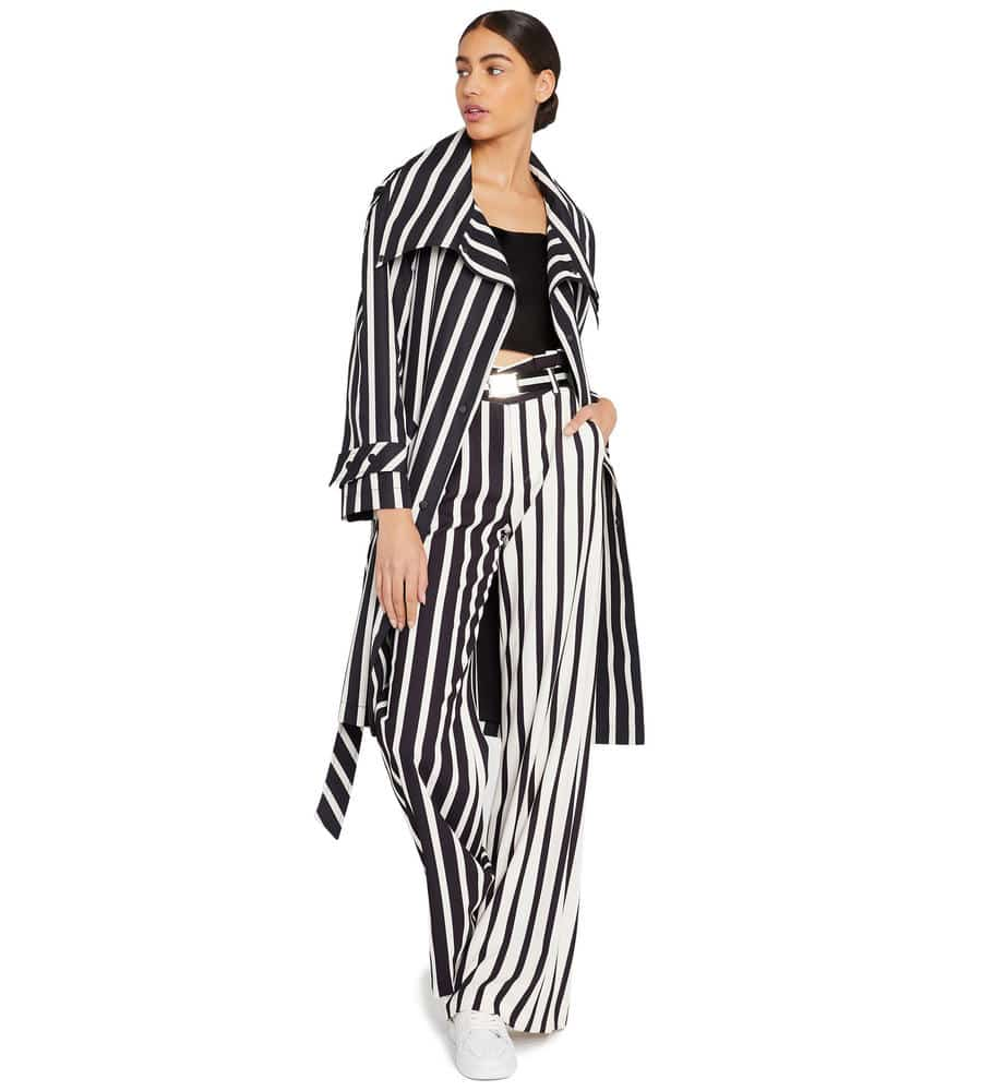 MOONDUST STRIPE BLACK