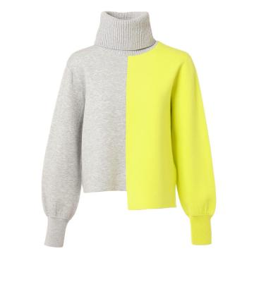 SPENCER COLORBLOCK SWEATER