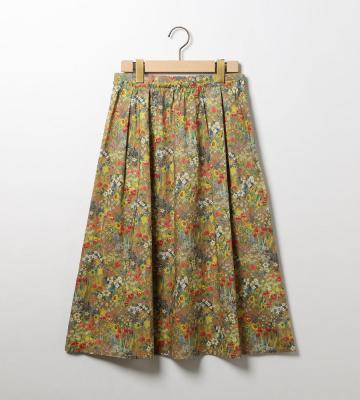 リバティプリントファリアスカート