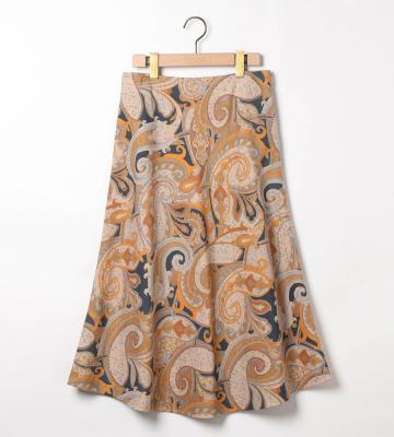 ビエラペイズリースカート