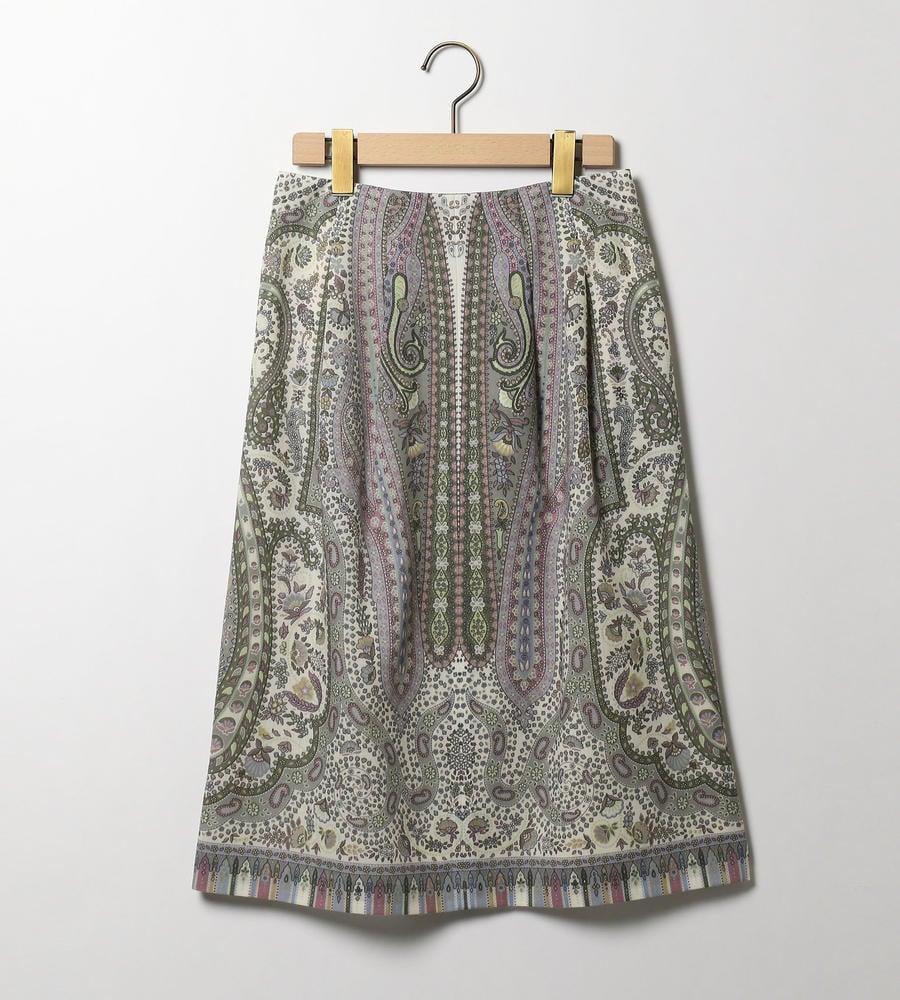 ビンダプランタンペイズリースカート