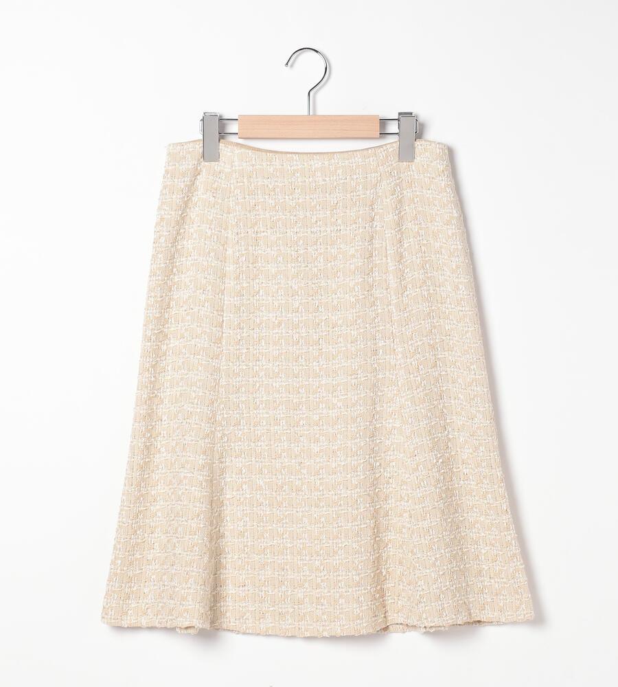ストレッチミックススカート