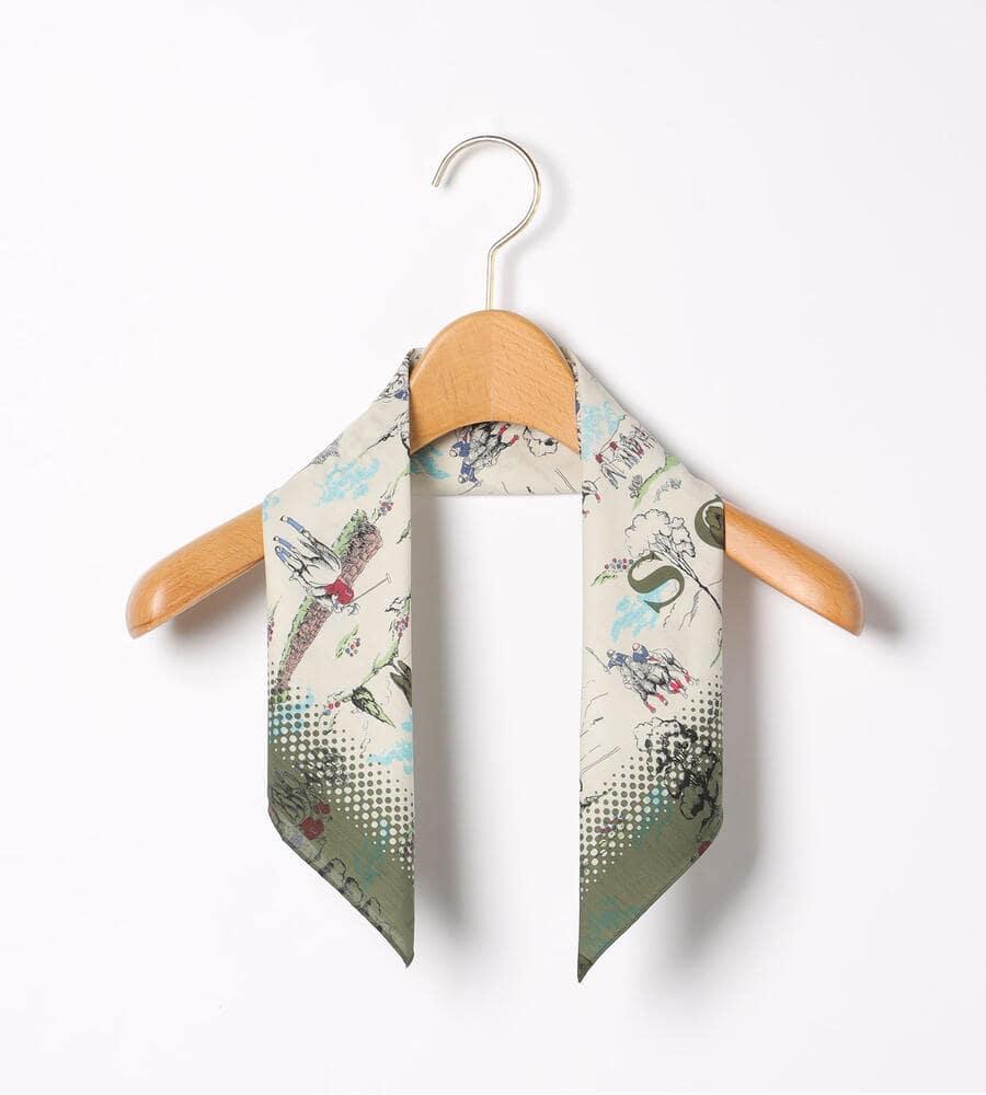リバティプリントアソートスカーフ