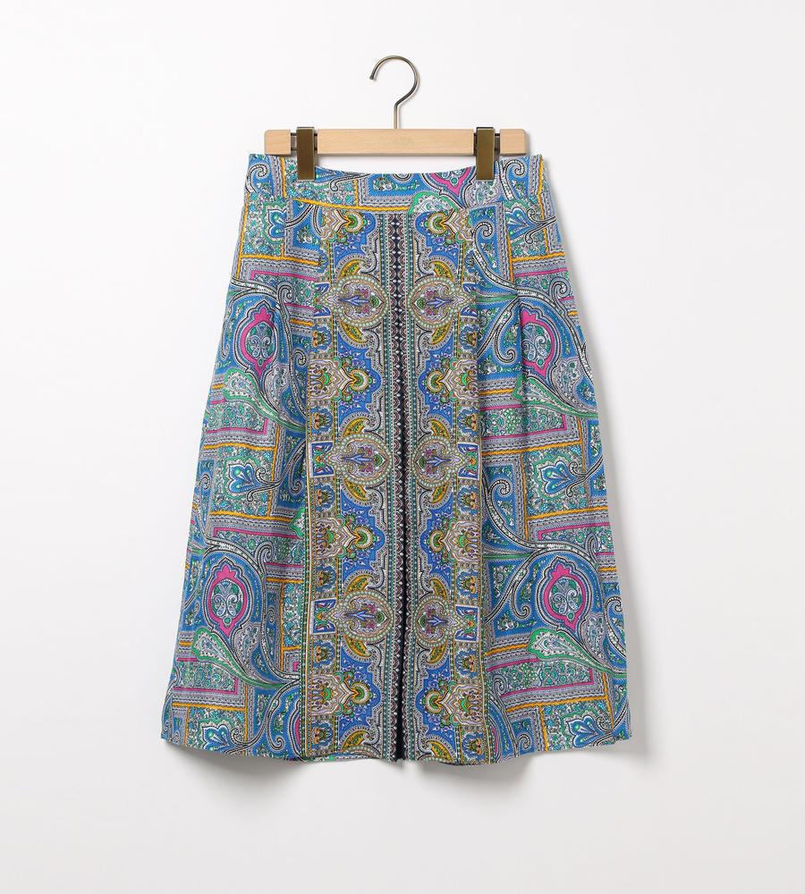ビンダリノペイズリースカート
