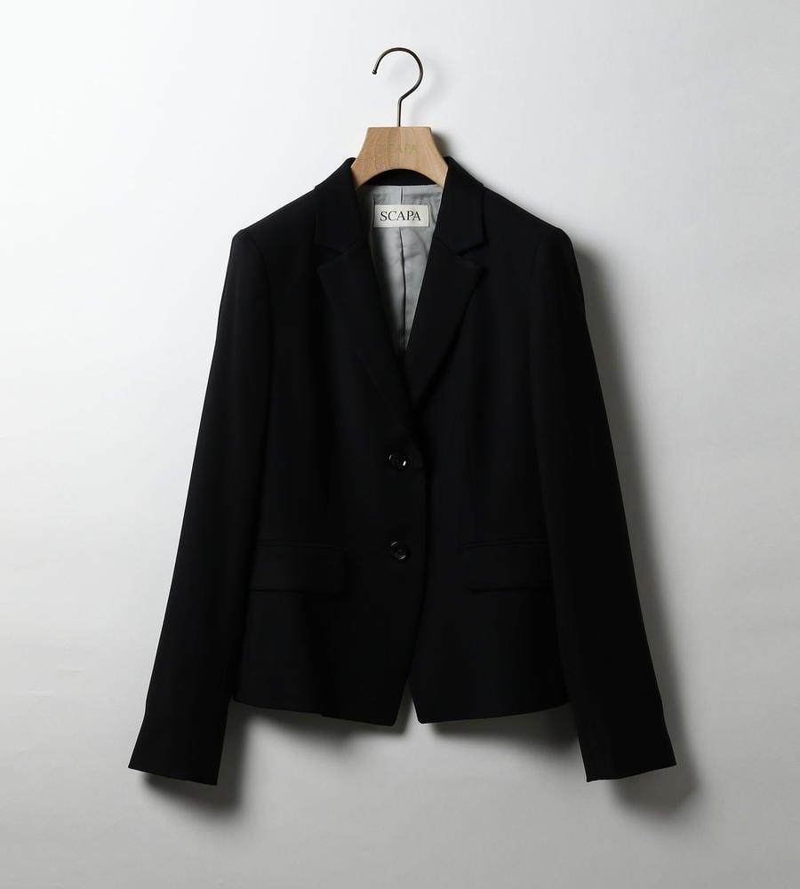 レッジャーニシルキーオックステーラードジャケット