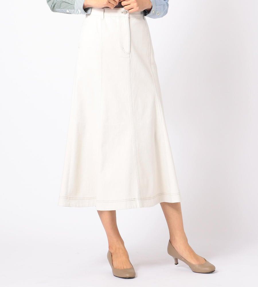 エヴァーデニム2スカート