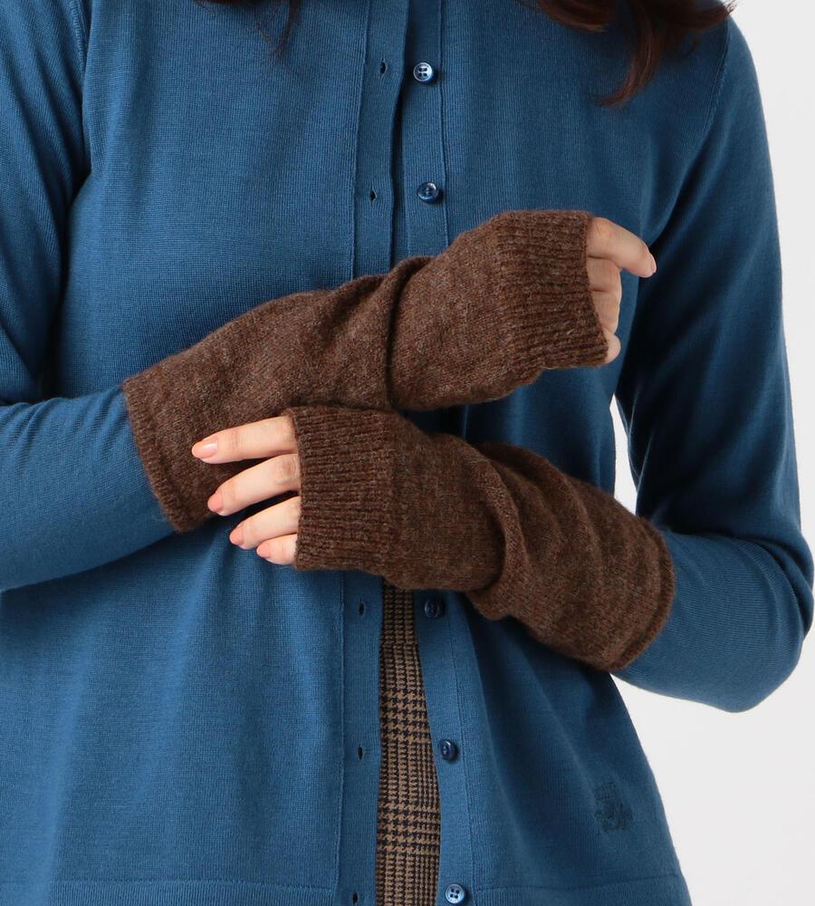 winter kote / baby alpaca & wool