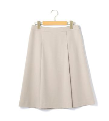 圧縮スムース スカート