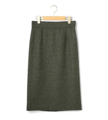 アイリッシュツイード スカート