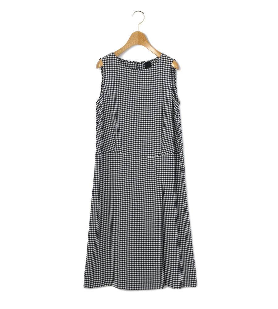 サマーギンガム ドレス