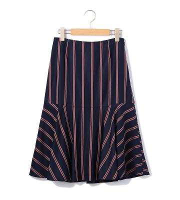 クラブストライプ スカート