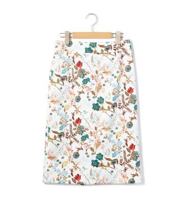 リバティプリント イングリッシュガーデン スカート
