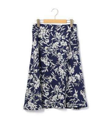 ブリティッシュローズ スカート