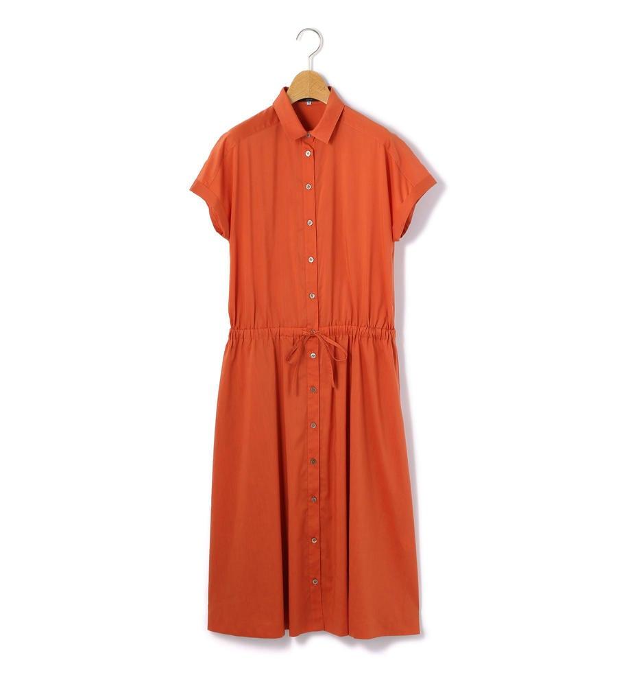 サマーポプリン ドレス