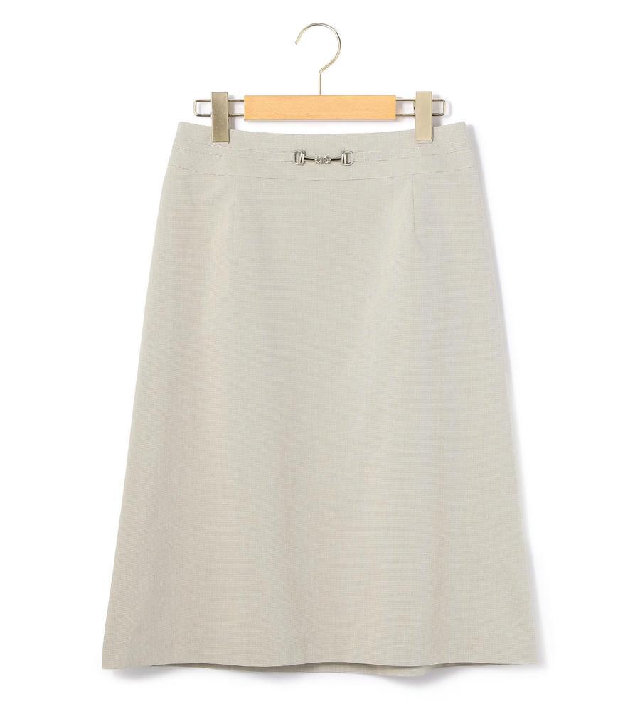 クールハウンドトゥース スカート
