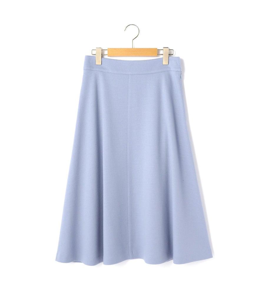 ウールジャージィー スカート