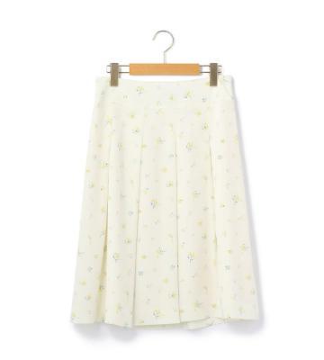 シャーロットフラワー スカート