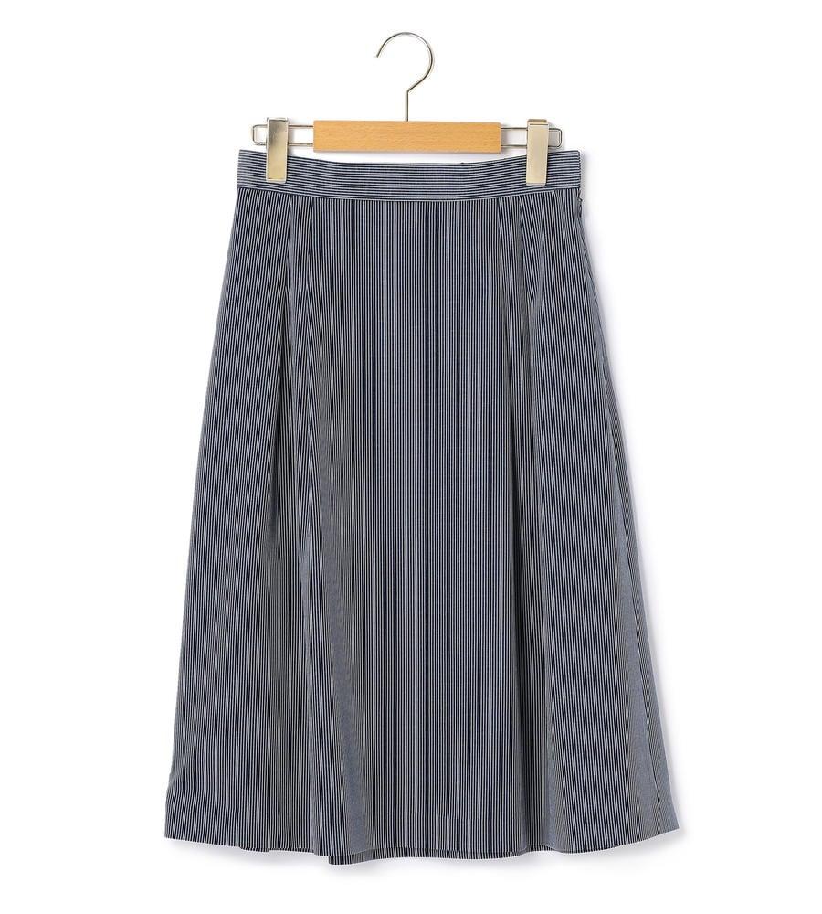 ストライプジャカード スカート