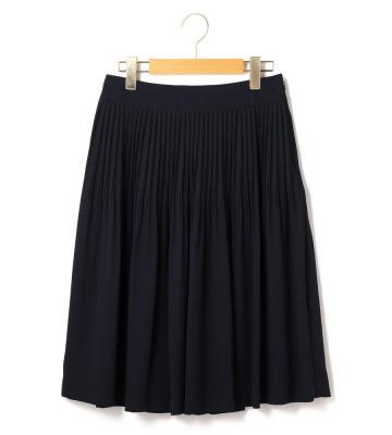 シルキージョーゼット スカート