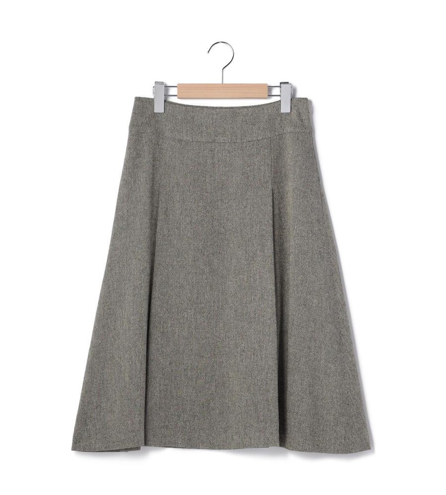 ヘリンボンスカート