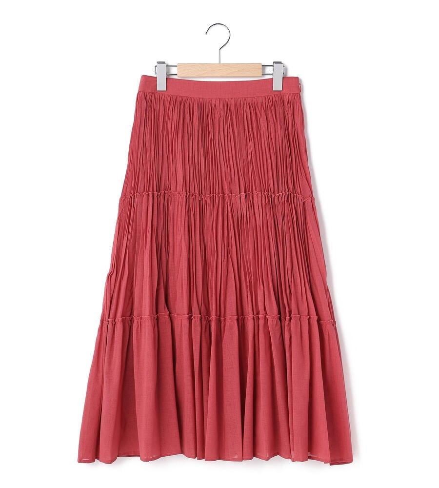 サマープリーツ スカート