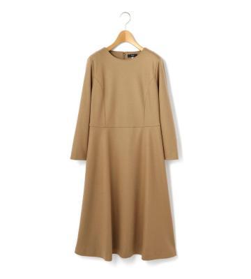 ウーステッドスムース ドレス